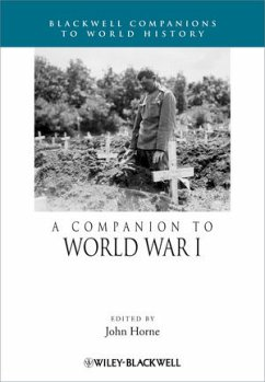 A Companion to World War I - Horne, John (ed.)