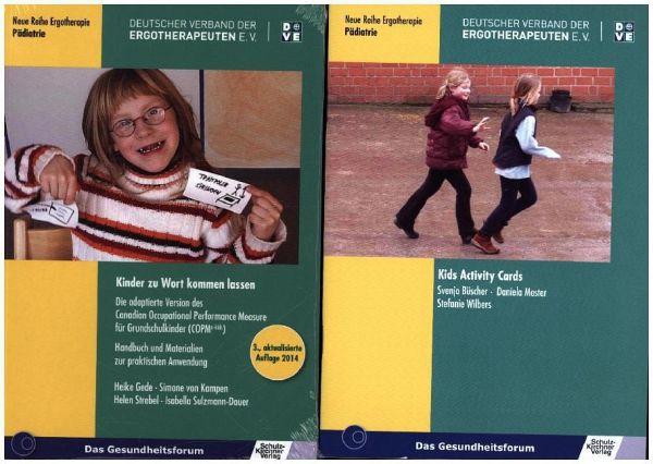 Kinder zu Wort kommen lassen /Kids Activity Cards - Gede, Heike; Büscher, Svenja