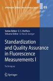 Standardization and Quality Assurance in Fluorescence Measurements