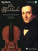 Mendelssohn - Violin Concerto in E Minor, Op. 64: Music Minus One Violin