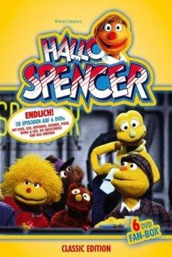 Hallo Spencer (6 DVD Fan Box)