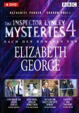 The Inspector Lynley Mysteries - Vol. 04 (4 DVDs)