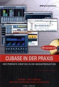 Cubase in der Praxis, m. CD-ROM