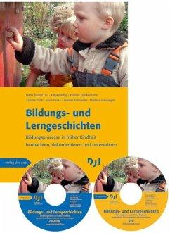 Bildungs- und Lerngeschichten - Leu, Hans R.; Flämig, Katja; Frankenstein, Yvonne; Koch, Sandra; Pack, Irene; Schneider, Kornelia; Schweiger, Martina