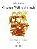 Gitarren-Weihnachtsbuch zum Singen und Spielen, für Gesang u. Gitarre und 2 Gitarren