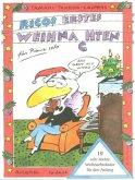 Ricos erstes Weihnachten, für Klavier