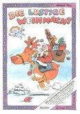 Die lustige Weihnacht, für 2 Sopranblockflöten m. Gitarrenbegleitung