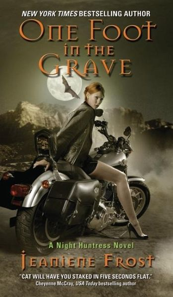 One Foot in the Grave - Frost, Jeaniene
