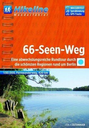 Hikeline Fernwanderweg 66-Seen-Weg