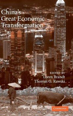China's Great Economic Transformation - Brandt, Loren / Rawski, Thomas G. (eds.)