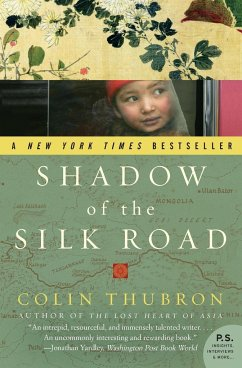 Shadow of the Silk Road - Thubron, Colin