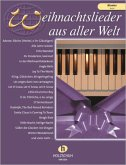 Weihnachtslieder aus aller Welt, für Klavier - leicht