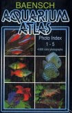 Aquarium Atlas, Photo-Index, englische Ausgabe