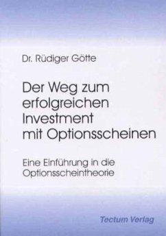 Der Weg zum erfolgreichen Investment mit Option...