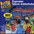 Erpresser fahren Achterbahn / TKKG Bd.156 (1 Audio-CD)