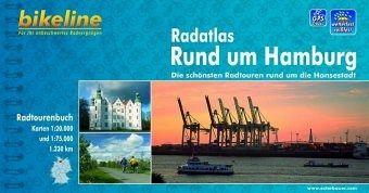 Bikeline Radatlas Rund Um Hamburg Buch B