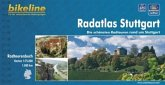 Bikeline Radatlas Stuttgart