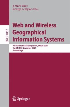 Web and Wireless Geographical Information Systems - Ware, J. Mark (Volume ed.) / Taylor, George E.