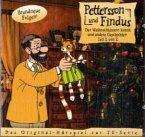 Der Weihnachtsmann und andere Geschichten Teil 2 / Pettersson & Findus Bd.8 (1 Audio-CD)