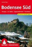 Rother Wanderführer. Bodensee Süd