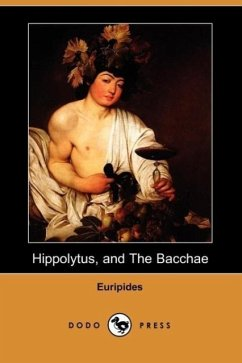 A comparison of the relationships of the characters in the plays bacchae and hippolytus