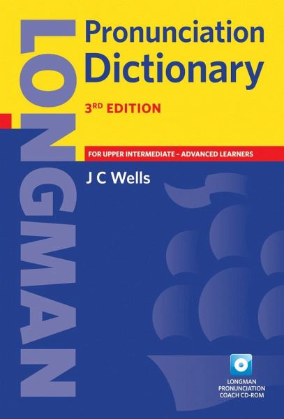 longman pronunciation dictionary von j c wells buch. Black Bedroom Furniture Sets. Home Design Ideas