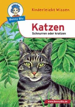 Benny Blu - Katzen - Schnurren oder Kratzen