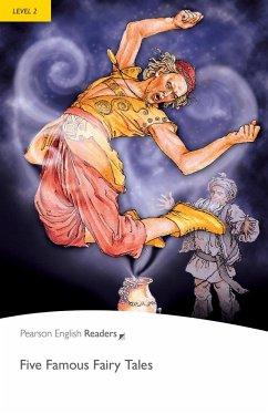 Level 2: Five Famous Fairy Tales - Andersen, Hans Christian