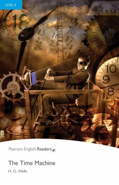 Penguin Readers Level 4 The Time Machine - Wells, H. G.