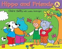 Hippo and Friends 1 Pupil's Book - Selby, Claire