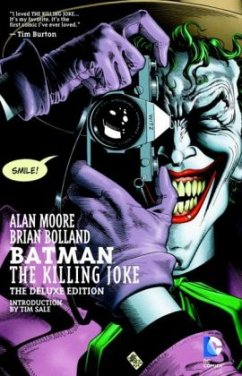 Batman - The Killing Joke. Deluxe Edition - Moore, Alan; Bolland, Brian