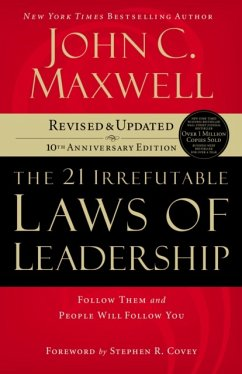 21 Irrefutable Laws of Leadership