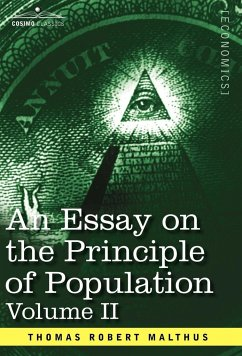 An Essay on the Principle of Population, Volume II - Malthus, Thomas Robert