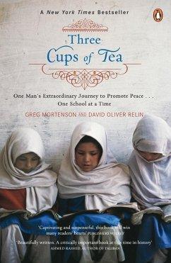 Three Cups of Tea - Mortenson, Greg
