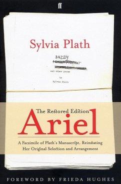 Ariel: The Restored Edition - Plath, Sylvia