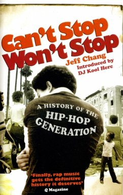 Can't Stop Won't Stop - Chang, Jeff