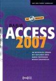 Access 2007 Basis, m. CD-ROM