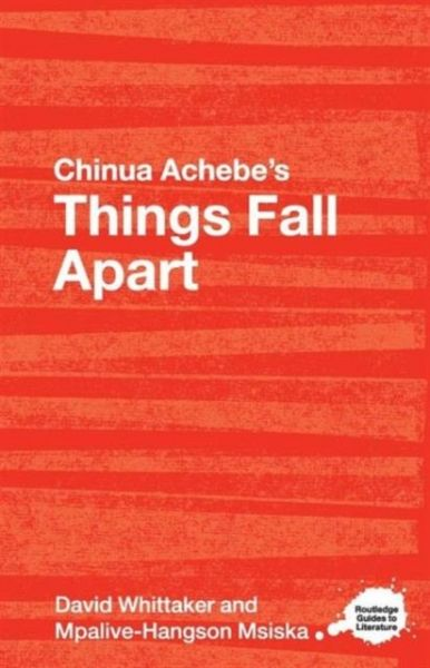chinua achebe s things fall apart full A half century after chinua achebe penned 'things fall apart', jeffrey brown discusses africa's ongoing story with the famed author.
