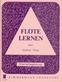 Flöte lernen, Klavierbegleitung