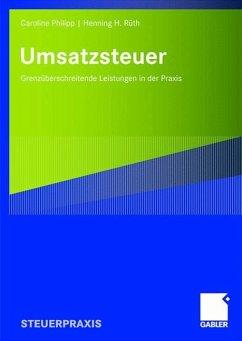 Umsatzsteuer - Philipp, Caroline;Rüth, Henning H.