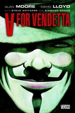 V for Vendetta - Moore, Alan; Lloyd, David