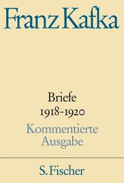 Briefe 4. 1918 - 1920 - Kafka, Franz
