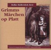 Grimms Märchen op Platt, 1 Audio-CD