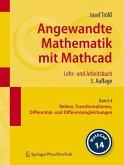 Angewandte Mathematik mit MathCad. Lehr- und Arbeitsbuch 4
