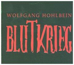 Blutkrieg / Die Chronik der Unsterblichen Bd.8 1/2 (5 Audio-CDs)