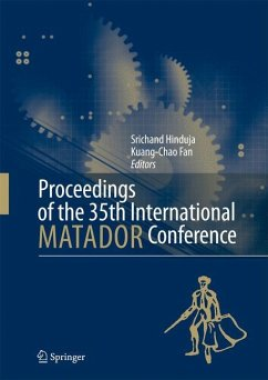Proceedings of the 35th International MATADOR Conference - Hinduja, Srichand / Fan, Kuang-Chao (eds.)