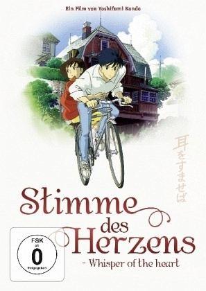 stimme des herzens – whisper of the heart