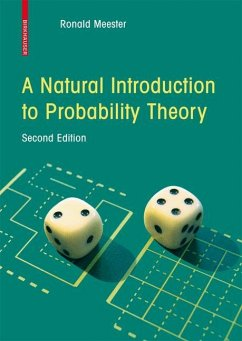 A Natural Introduction to Probability Theory - Meester, R.