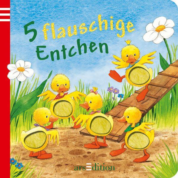 5 flauschige Entchen - Cuno, Sabine