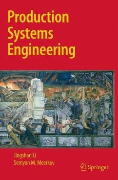 Production Systems Engineering - Li, Jingshan; Meerkov, Semyon M.